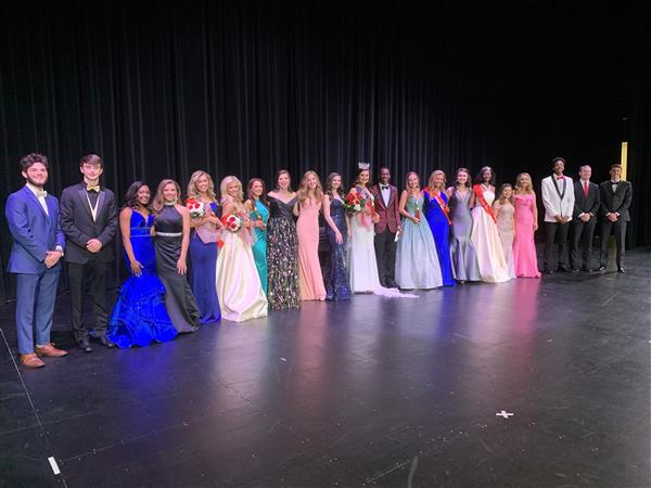 pageant contestants