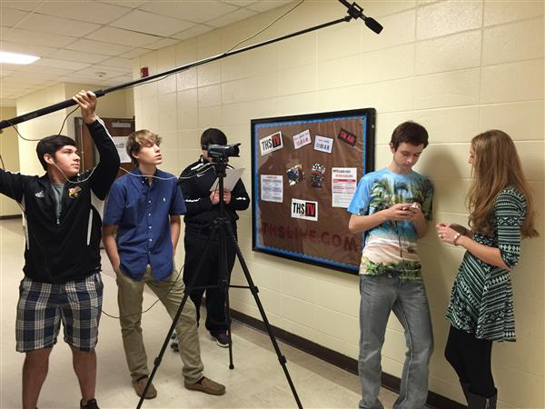 <strong>YEAR THREE: Television Production - Producing & Editing</strong><br />(Read More...)