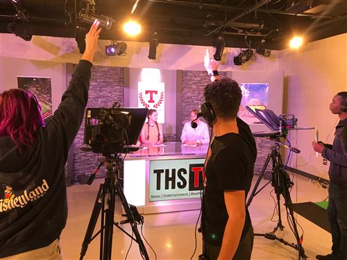 THS TV studio