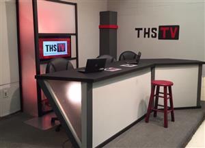 Tv studio furniture Small Ths Tv Studio Constellations Ukcom Tv Film Academy Tv Film Home