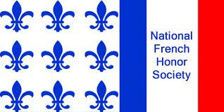 <strong>French National Honor Society</strong>