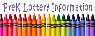 Updated PreK Lottery Information