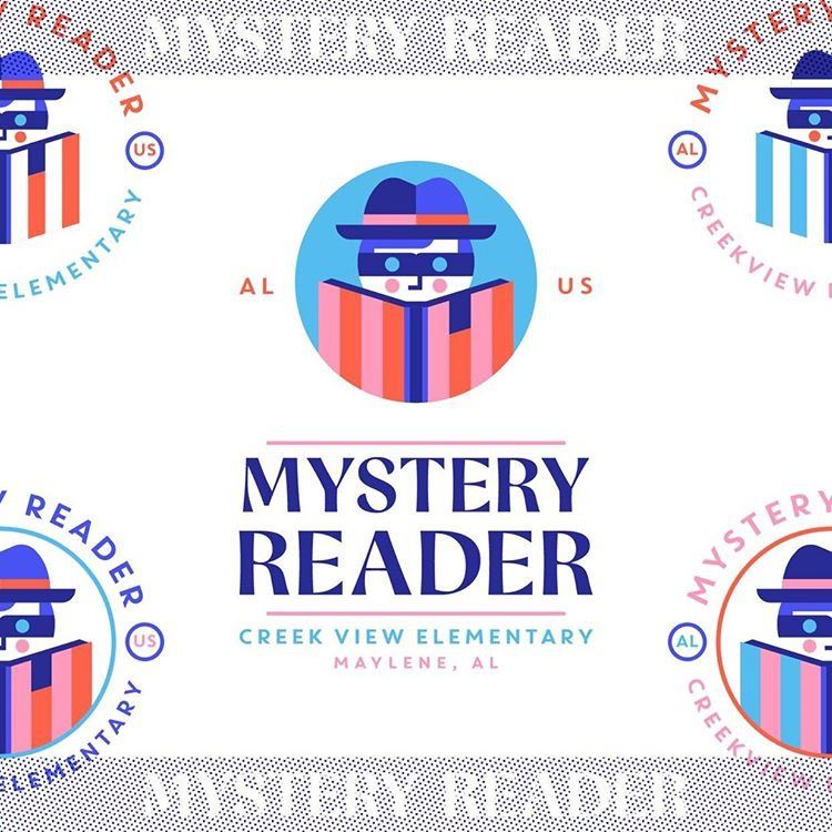 Mystery Reader of the Month