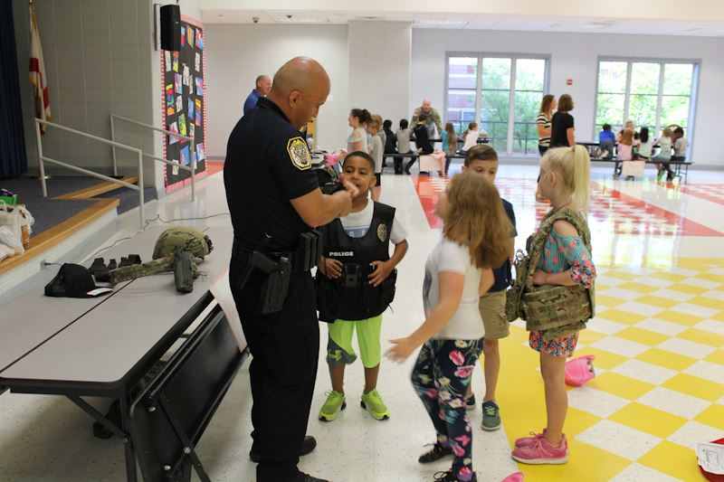 MVES Second-Graders Explore Career Paths