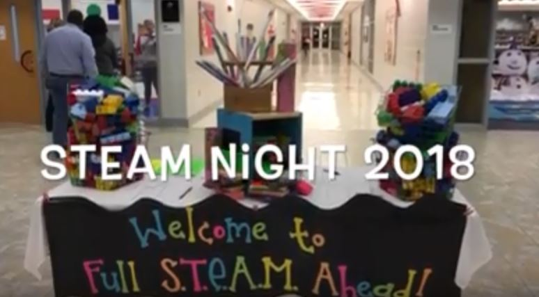 STEAM Night: January 11, 2018